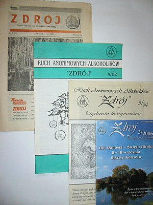 - bimonthly of Alcoholics Anonymous in Poland ...