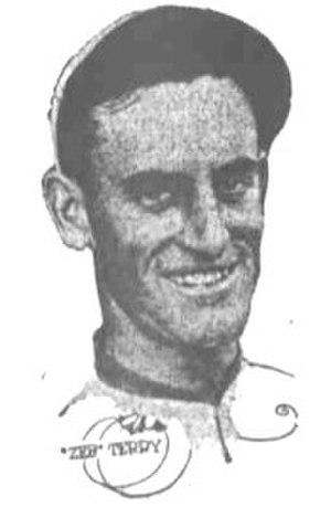 Zeb Terry - Image: Zeb Terry 1915