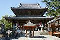 Zentsu-ji in Zentsu-ji City Kagawa pref03s3s4140.jpg