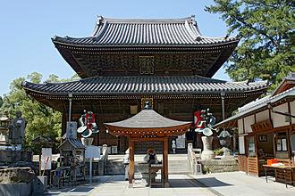 Zentsūji, Kagawa - Zentsuji Temple