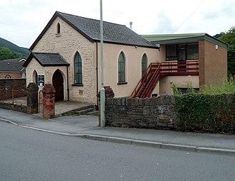 Aberfan - Zion Methodist Church