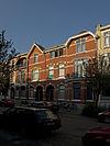foto van Twee woonhuizen in Art Nouveau-stijl