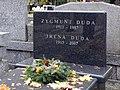 Zygmunt Duda - Irena Duda - Cmentarz Wojskowy na Powązkach (241).JPG