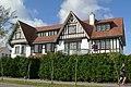 """""""Thalassa"""", Gaia"""", dubbele villa in cottagestijl, Sparrendreef 114, 't Zoute (Knokke-Heist).JPG"""