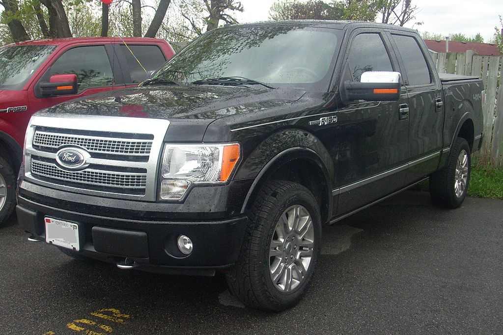 File:'09 Ford F-150 4x4 Crew Cab (Sterling Ford) JPG - Wikimedia Commons