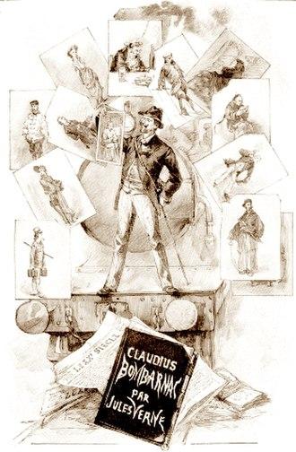 Claudius Bombarnac - Image: 'Claudius Bombarnac' by Léon Benett 01