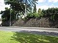 'Clinker' Wall, Goldthorn Hill. - geograph.org.uk - 853258.jpg