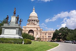 'Texas State Capitol at Austin' by Tania Dey.JPG