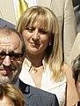 (Araceli Muñoz de Pedro) Fernández de la Vega se reune con el ministro del Interior, los delegados y subdelegados del Gobierno para coordinar el Plan Verano. Pool Moncloa. 15 de julio de 2008 (cropped).jpeg