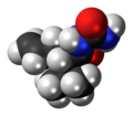 (S)-Apronal molecule spacefill.png