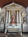 Église Notre-Dame de Brix - Chapelle du Sacré Coeur.JPG