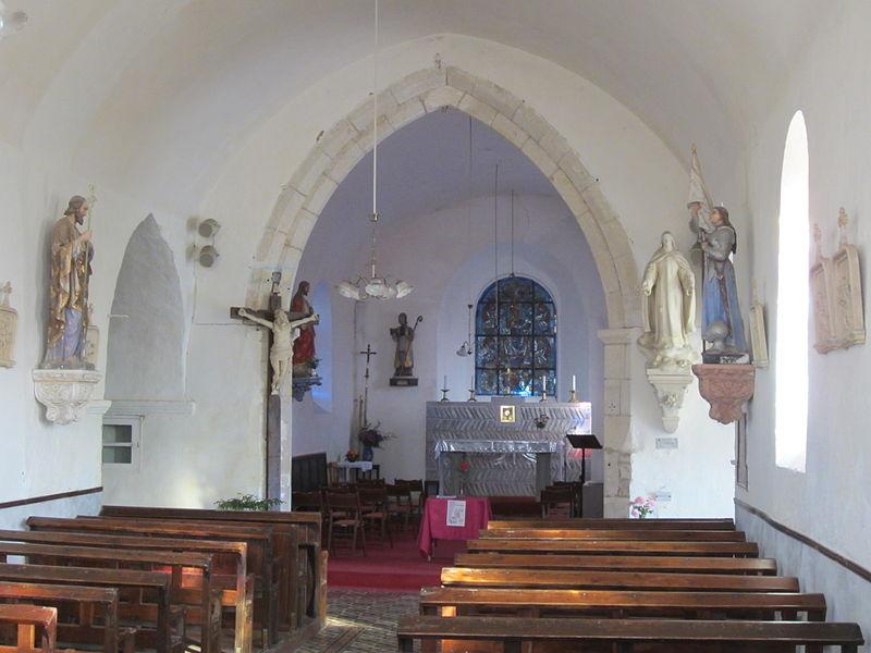 église Notre-Dame du Mesnil-au-Val