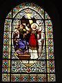 Église Saint-Jean-Baptiste de Saint-Jean-d'Angély, vitrail 09.JPG