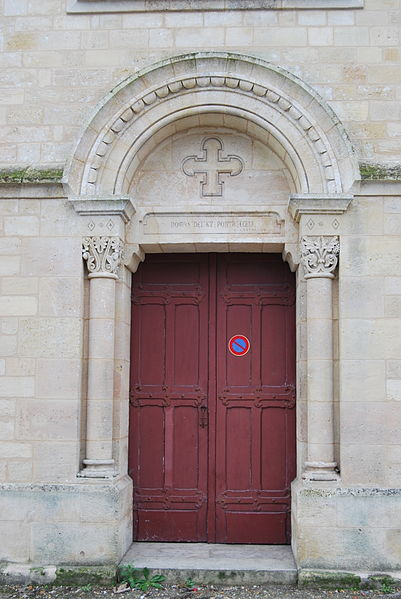 Église Saint-Martin de Léognan