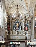 Église Saint-Ronan - intérieur - autel (1).jpg