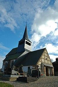 Église de Callengeville (Seine Maritime) France.jpg