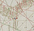 Île du Levant. Portulan. Benincasa. 1466.jpg