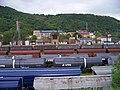 Ústí nad Labem-Střekov, nádraží, parní vodárna, z Riegrovy.jpg
