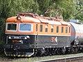 Škoda 31E of STK na stacji Poznań Starołęka - sierpień 2009 - 2.jpg