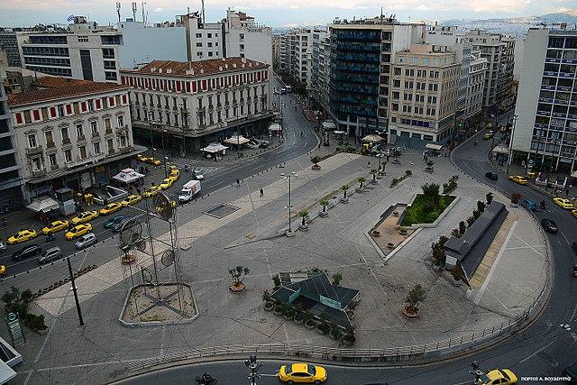 Place Omónia