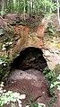 Безымянная пещера в Ичалковском бору.jpg