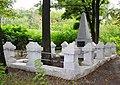 Братская могила советских воинов Южного фронта (ул.Баклевского).jpg