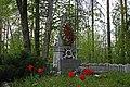 Братська могила 9 партизан,Селище P1210454.jpg