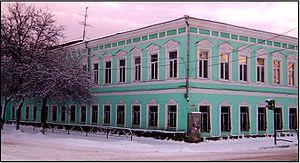 Здание музея по ул. Кирова, 74
