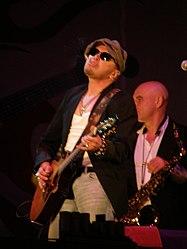 Гарик Сукачёв на концерте в Донецке 6 июня 2010 года 005