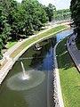 Гомель. Парк. У Лебяжьего озера. Фото 79.jpg