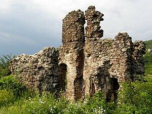 Vynohradiv - Ugocsa Castle