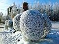 Зима 2011, Фото сделано телефоном. - panoramio.jpg