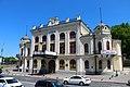 Київ, Володимирський узвіз 2, Будинок Купецького зібрання (нині — Національна філармонія).jpg