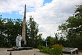 Лаврівка, Пам'ятник 78 воїнам – односельчанам загиблим на фронтах ВВВ.jpg