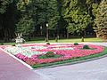 Лефортово Клумба в парке.jpg