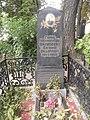 Могила Героя Советского Союза Евгения Филипских.JPG
