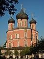 Москва - Донской монастырь, Новый собор 1.jpg