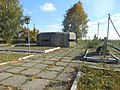Муровані Курилівці 3-амбразурна довготривала вогнева споруда DSCN8640.jpg