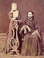 Наталья Федоровна и Роман Петрович Беляевы, родители писателя.jpg