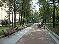 Покровский бульвар (Pokrovsky Boulevard) Москва 02.JPG