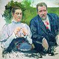 Портрет И.Ф,Тюменева с женой.jpg
