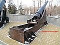 Пушка Круппа в Хабаровском краеведческом музее — копия.JPG