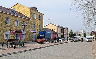 Skopin - In central Skopin