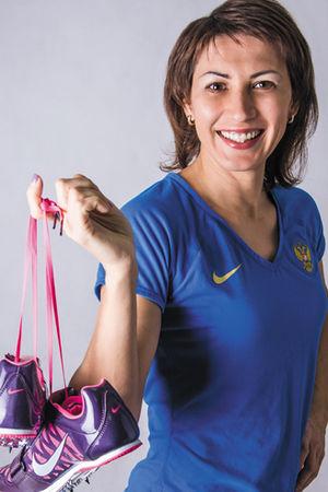 Tatyana Lebedeva - Lebedeva in 2013