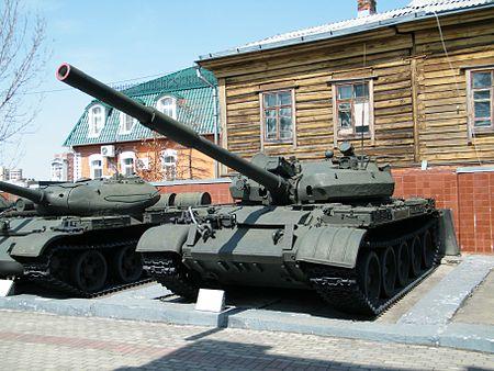 Xe tăng T-62