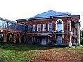 Усадьба Нечаевых-Мальцевых, главный дом, вид со стороны подъездной дороги.jpg