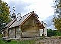 Церковь Дмитрия Солунского Старая Ладога 1.JPG
