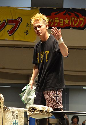 Hayato Fujita - Hayato in June 2014.