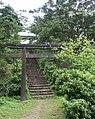 侯硐神社鳥居 Torii of Hodong Shrine - panoramio.jpg