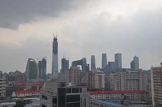 Chaoyang District, Beijing - Beijing CBD
